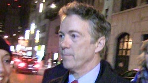 Rand Paul Worked Out in Senate Gym Before Announcing Coronavirus Diagnosis