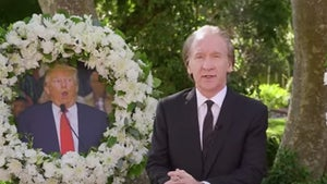 Donald Trump Trolls Bill Maher After Maher Delivers Trump Eulogy