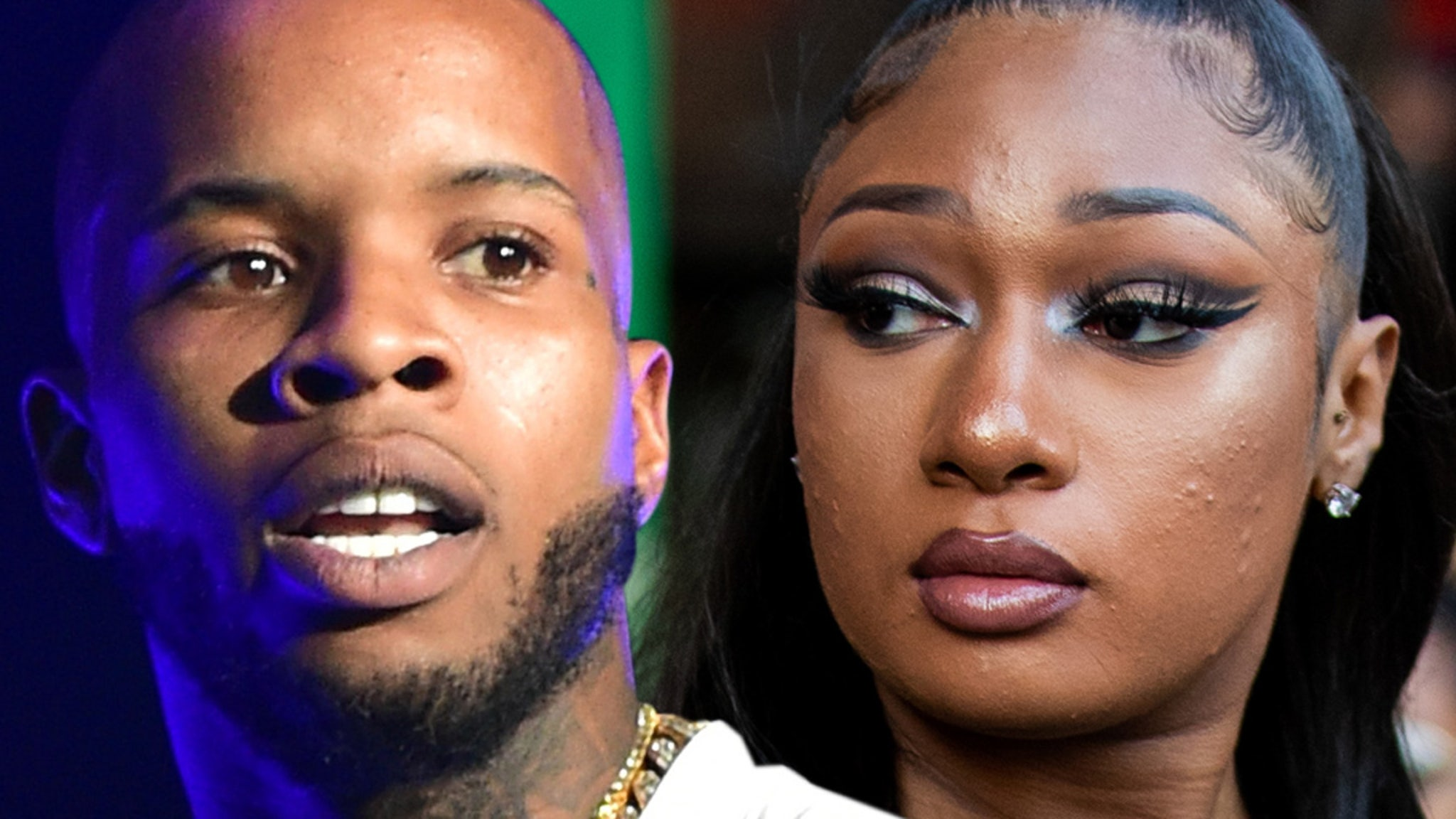 Tory Lanez Text to Megan After Alleged Shooting ... 'I Just Got Too Drunk'