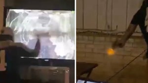 Dallas Cowboys Fan Murders His TV After Loss to Cardinals, Fires Multiple Gunshots