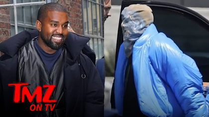 Gap Drops First Item from Kanye Yeezy Collab, Traffic Crashes Website | TMZ TV.jpg