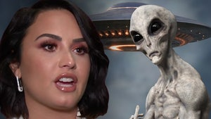 Demi Lovato Says 'Alien' is Offensive When Referring to Extraterrestrials