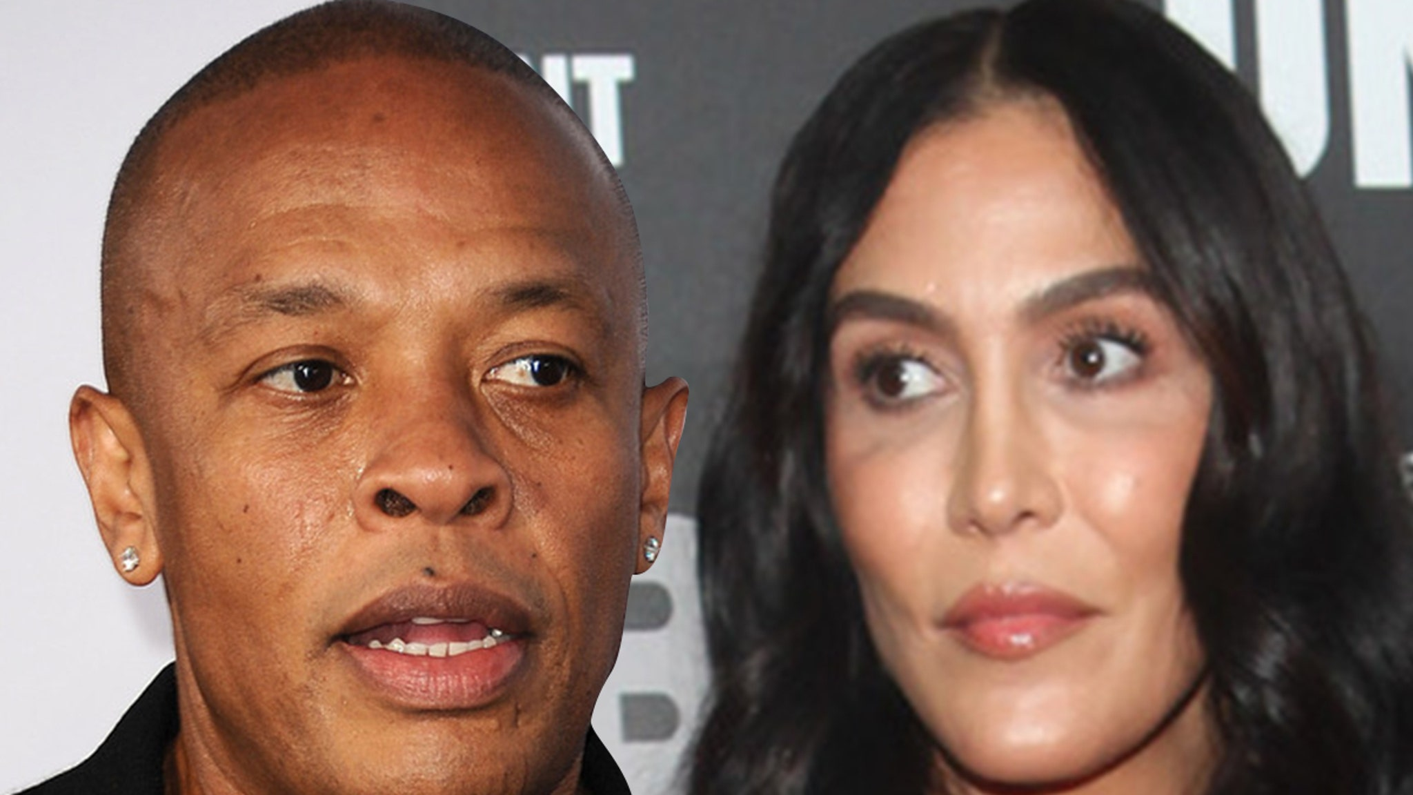 Dr. Dre Served with Divorce Docs at Cemetery as Grandmother Laid to Rest