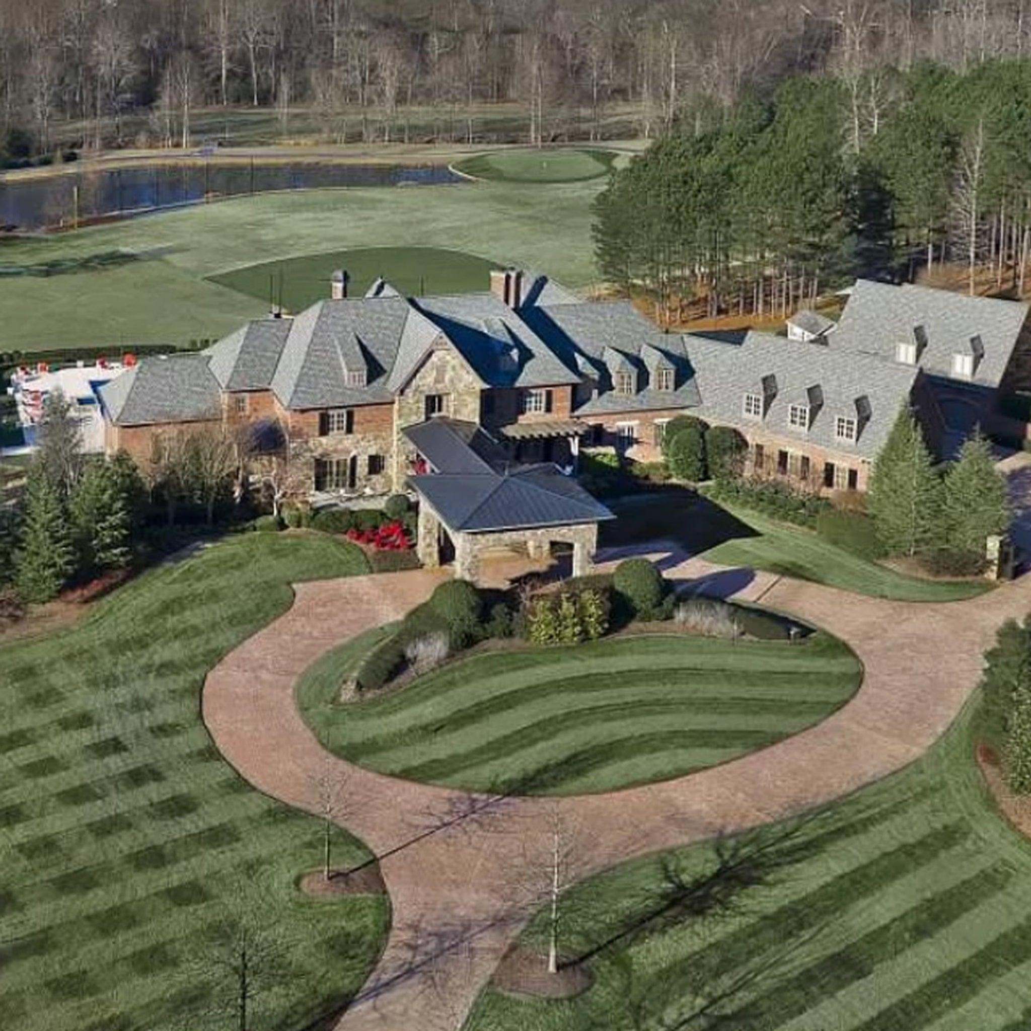 John Smoltz Selling Insane GA Mansion With Baseball Field for $5.2 Million