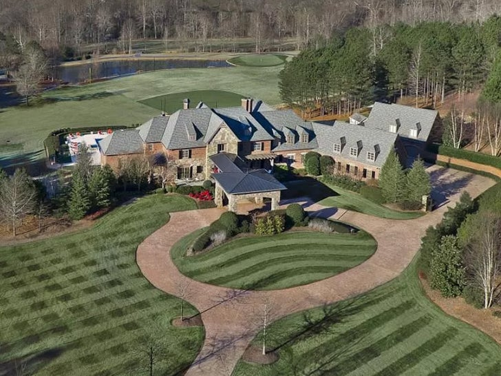 John Smoltz' Southern Estate For Sale