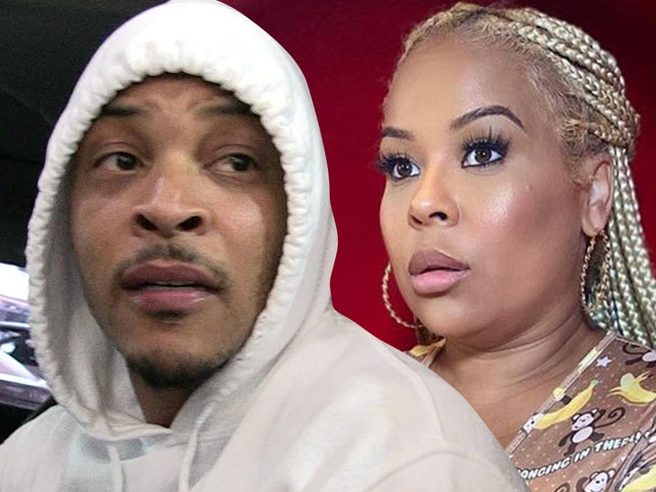 T.I. wants Sabrina Peterson to throw lawsuit away