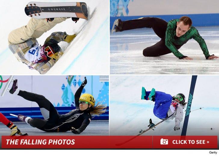 Sochi Fail Photos -- Have a Nice Trip!?!