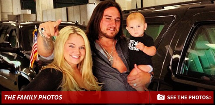 Tiffany Thornton's Family Photos