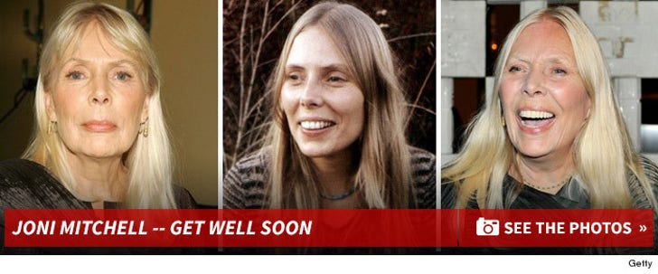 Joni Mitchell's Photos