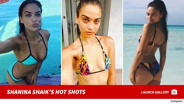 Shanina Shaik -- Sexy Snapshots