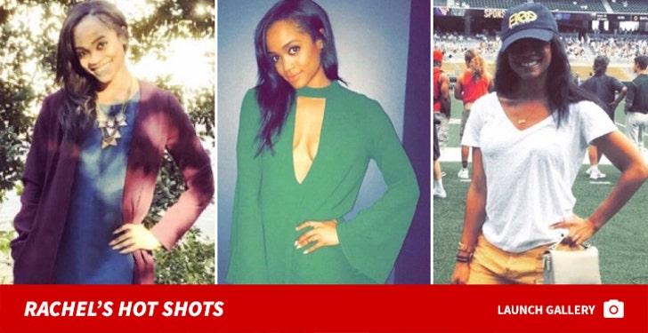Rachel Lindsay's Hot Shots