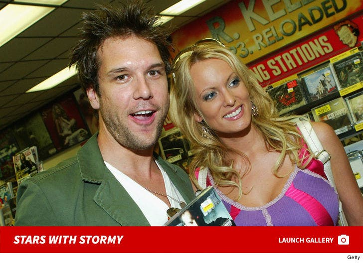 Stars With Stormy Daniels