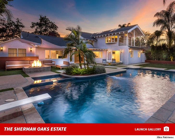 Natalie Martinez Sells Her Sherman Oaks Home