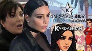 Kris Jenner -- Sued for Jacking Kim K. Video Game Idea