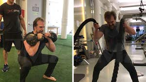 David Harbour Damn Near Ruined 'Hellboy' Bodysuit with Intense Workouts