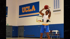 Shareef O'Neal Returns to Practice Court For UCLA Following Heart Surgery