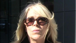 Dina Lohan Denies Being Drunk During Arrest, Explains Fleeing the Scene