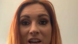 WWE's Becky Lynch Says The Rock, John Cena Mentoring Her Acting Career