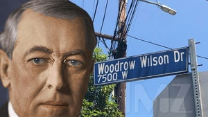 Woodrow Wilson Drive In L.A. Could Be Renamed Over Racist History