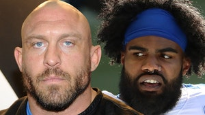 Ex-WWE Star Ryback Threatens Legal War W/ Ezekiel Elliott Over 'Feed Me' Trademark