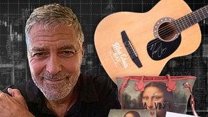 George Clooney, Jen Aniston, Kenny Chesney Headline Veterans Day Auction