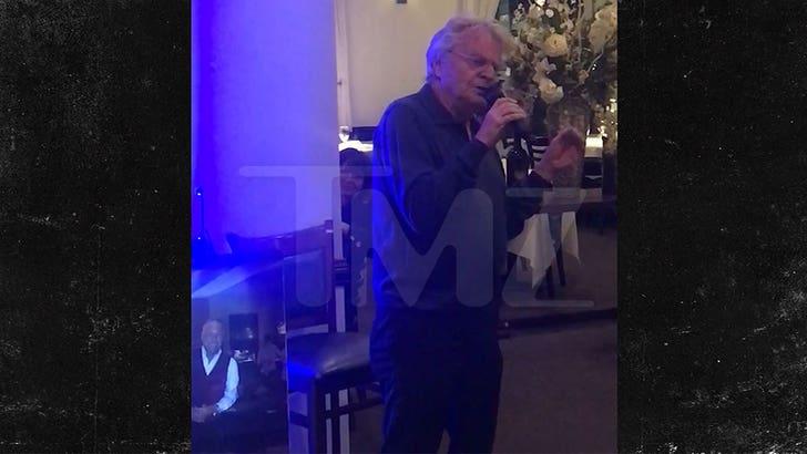 Jerry Springer Performs Elvis' 'Love Me Tender' Again on a Whim.jpg