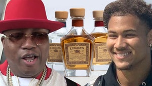 E-40 Gifts 49ers' Trey Lance Signature Booze, Happy 21st & Welcome To The Bay!