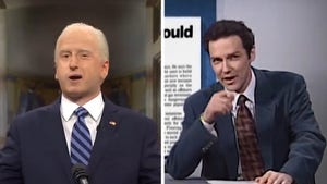 'SNL' Hilarious Cold Open with Biden, Tribute to Norm Macdonald