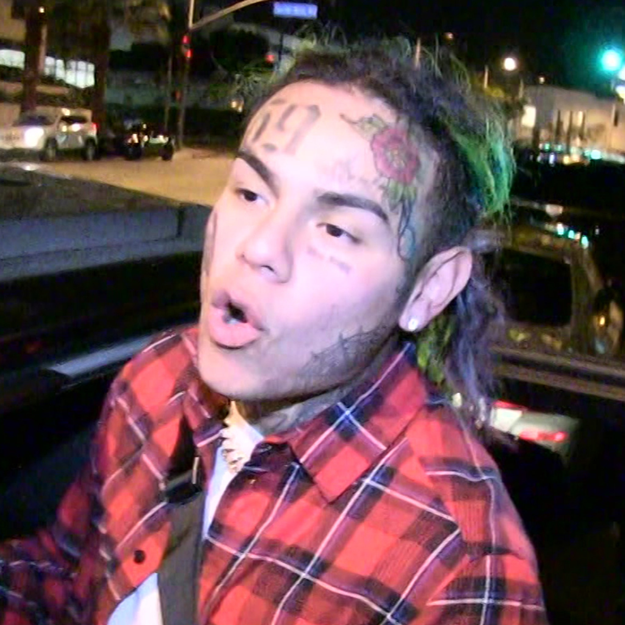 Tekashi 6ix9ine Fears for His Family as Kidnapping Trial Approaches