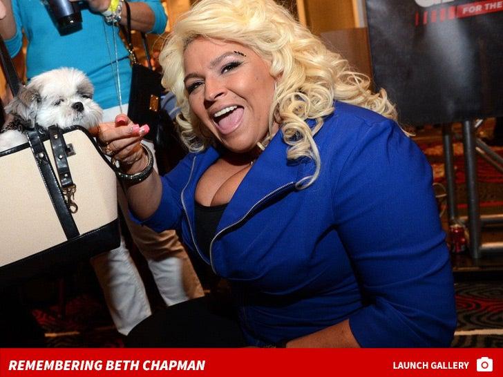 Remembering Beth Chapman