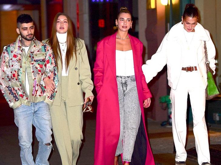 Gigi Hadid And Zayn Malik Back Together On His Birthday