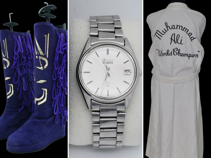 GWS Auctions -- Celebrity Items For Sale