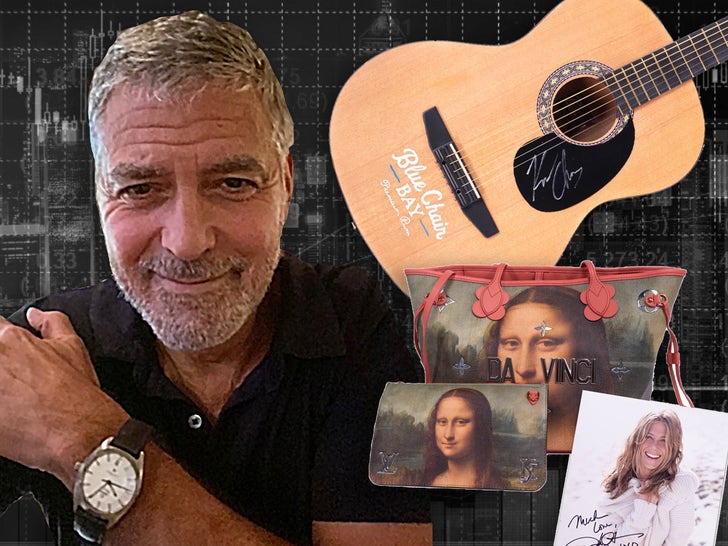 Auction: bid for George Clooney's watch to support Homes For Our Troops charity 1c38cba31d30495ba6c5623d6f0b0cf0_md