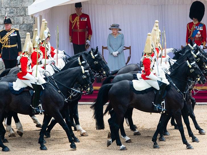 Queen Elizabeth's Birthday Celebration