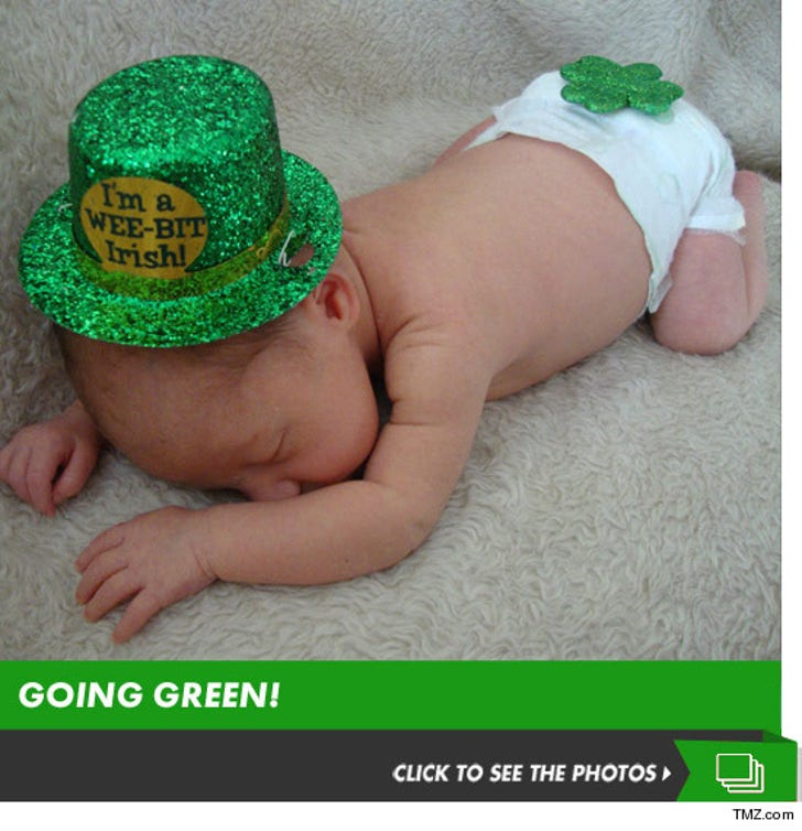 TMZ's Annual St. Paddy's Picture Contest!