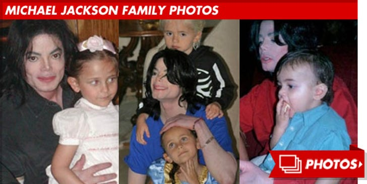 Michael Jackson Family Photos
