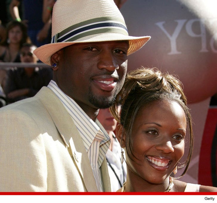 Dwyane Wade -- BIG FINISH in Nasty Divorce Battle with Ex
