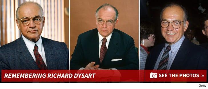 Remembering Richard Dysart