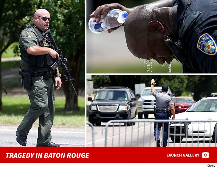 Tragedy In Baton Rouge