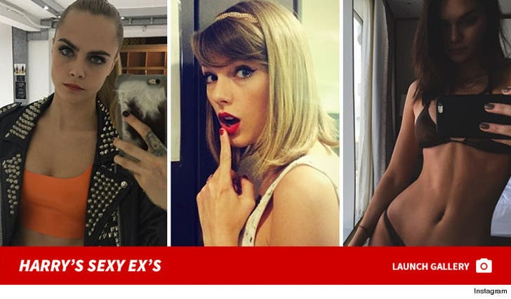 Harry Styles' Sexy Ex's