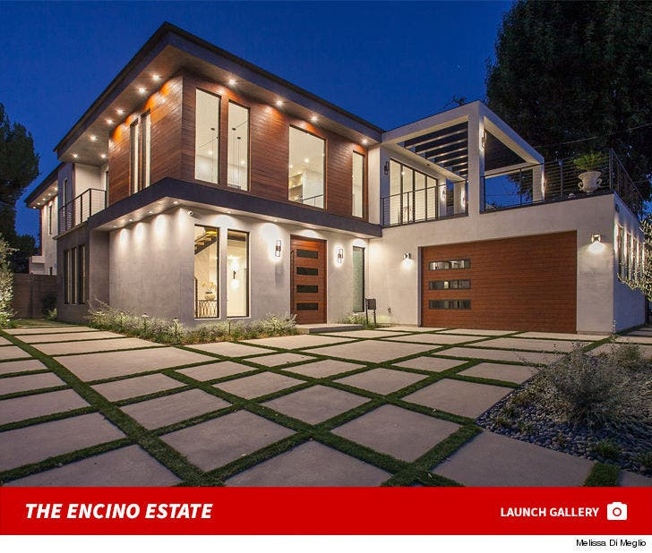 Wiz Khalifa's Encino Estate