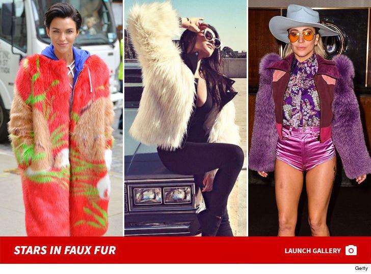 Faux Fur Stars -- Fake It Til You Make It!