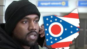 Kanye Makes Play to Get on Presidential Ballot in Ohio