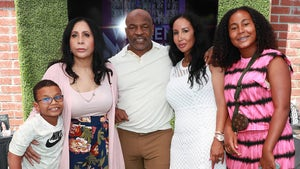 Mike Tyson & Family Launch Org. To Help 100 Formerly Incarcerated Women Reenter Society
