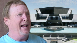 Raiders' Mark Davis Building $14 Mil Mansion That Resembles Team's Practice Facility