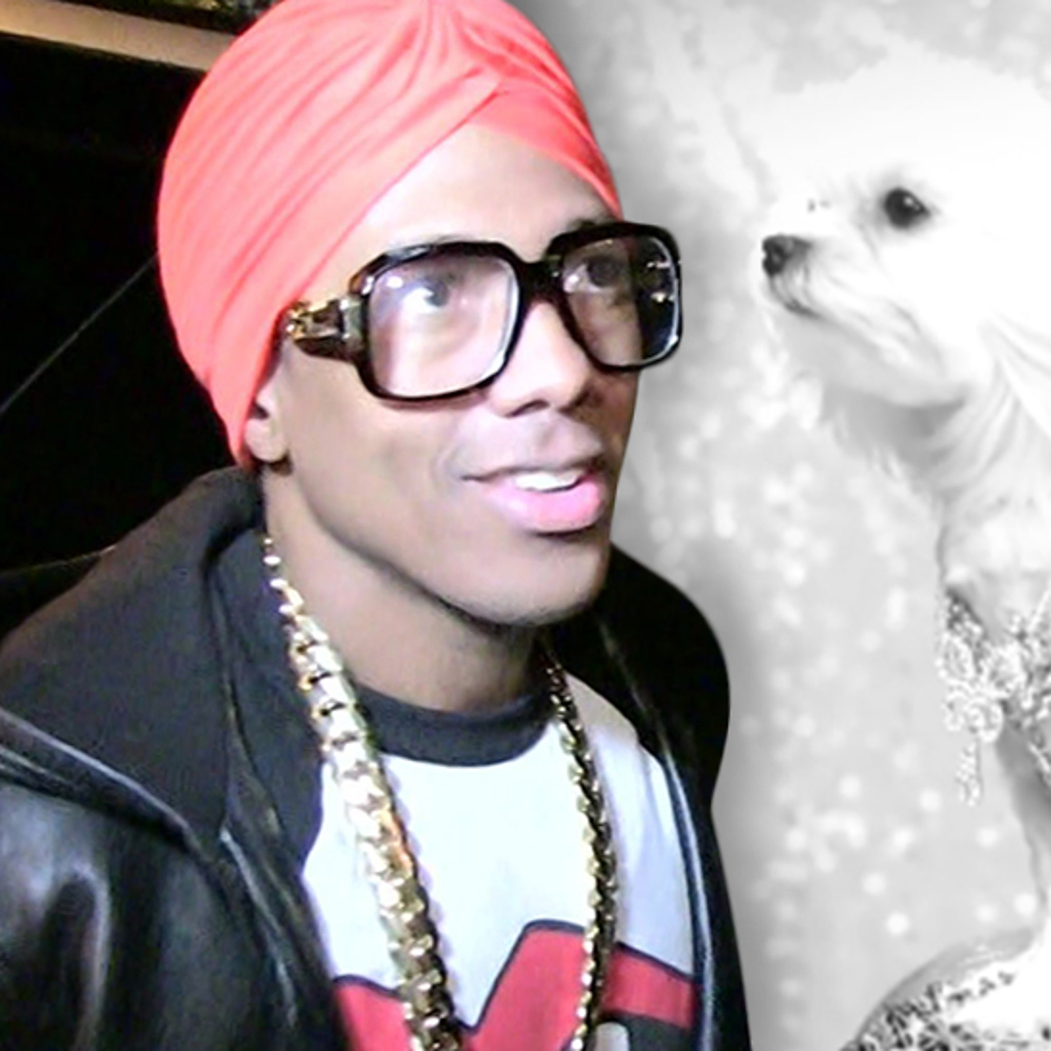 Nick Cannon Cast Mariah Carey's Dog Look-alike In 'Dream