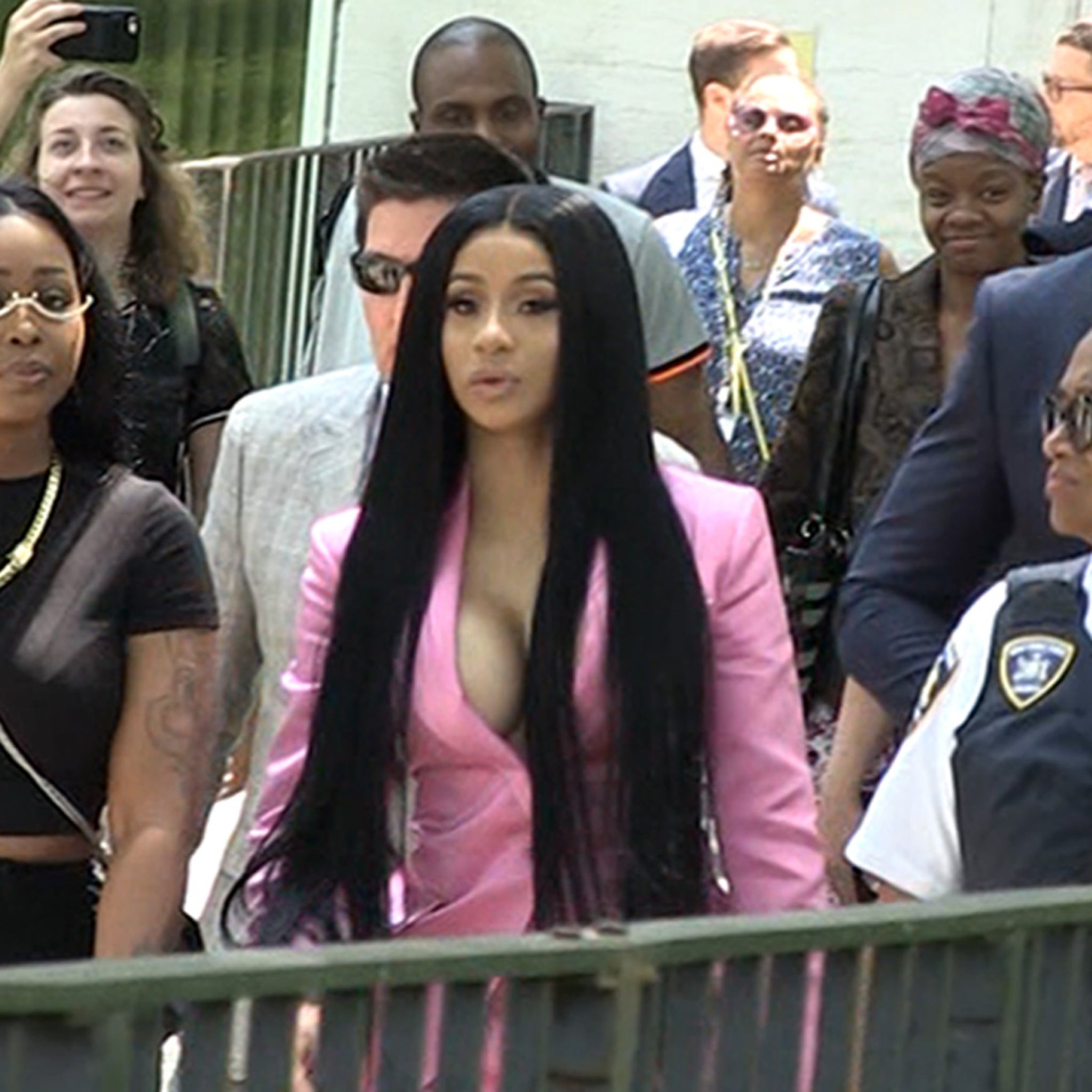 Cardi B Back in Court, Possibly Facing Stiffer Charge in