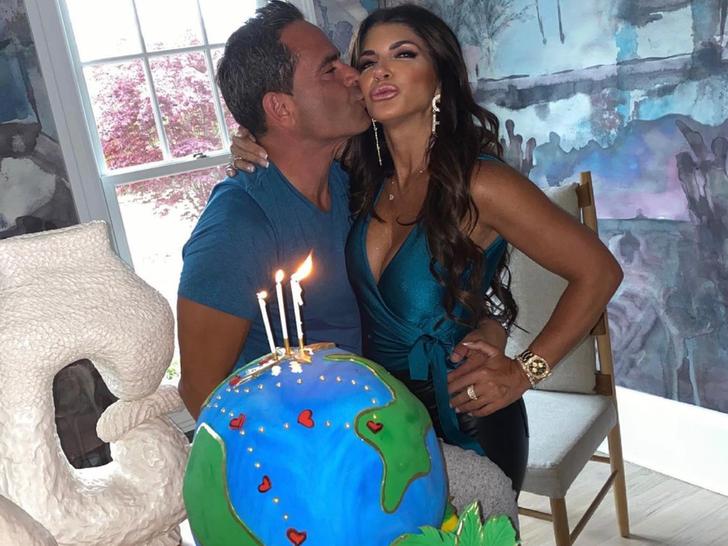 Teresa Giudice and Luis Ruelas Together