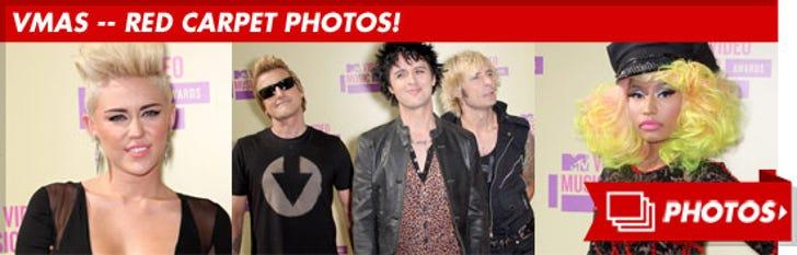 2012 MTV Video Music Awards -- Red Carpet Rewind!