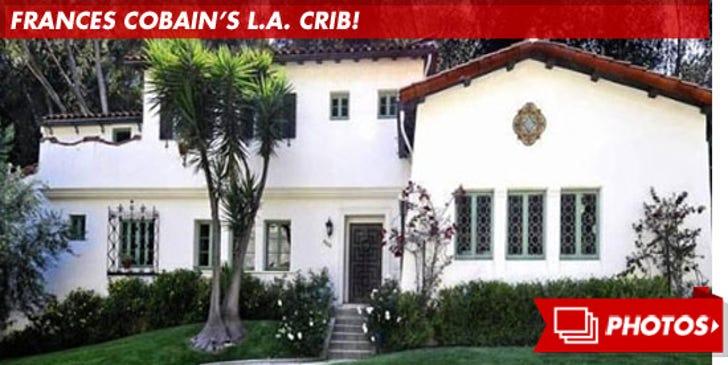 Frances Bean Cobain's L.A. Crib!